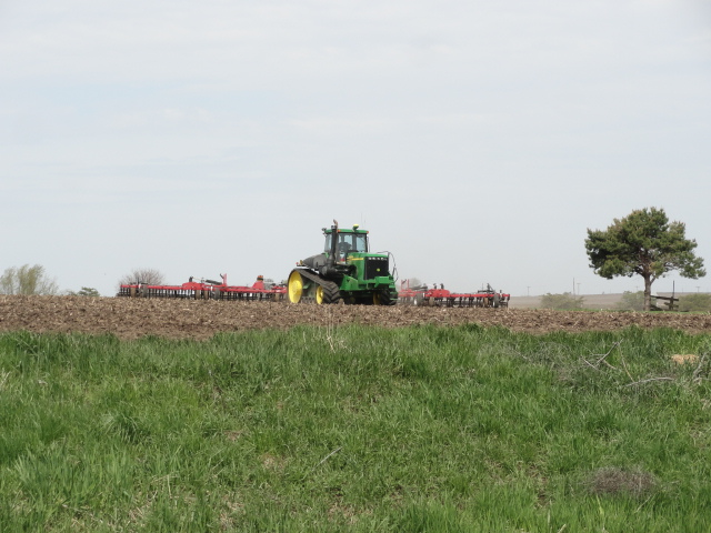 Field Cultivating